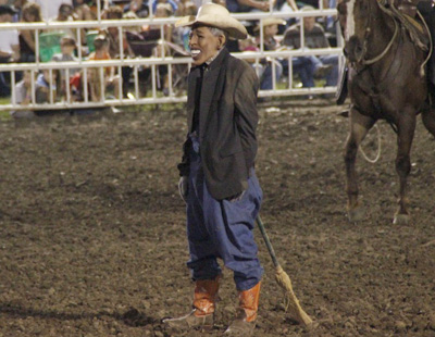 Obama-Masked Missouri Rodeo Clown Banned From Sport For Life