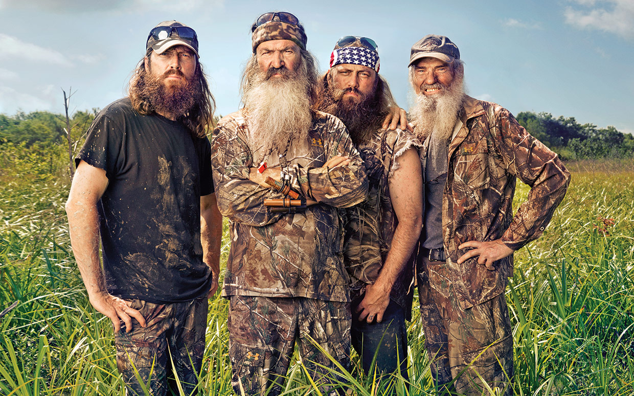SUSPENDED: Gay Group Attacks Duck Dynasty Star, But Ignored Hate-Filled Alec Baldwin