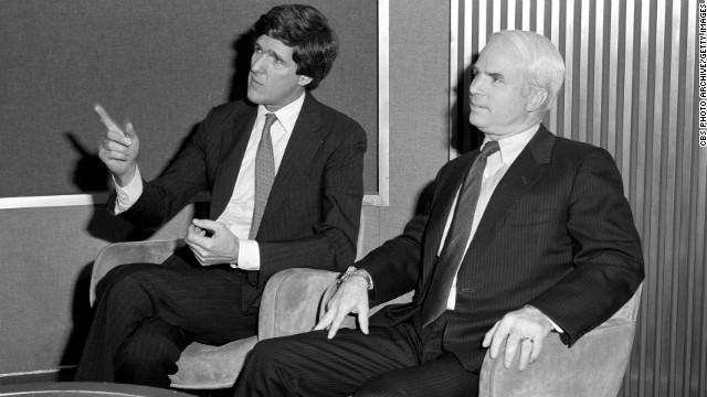 John McCain: The MOST Reliable Senator.