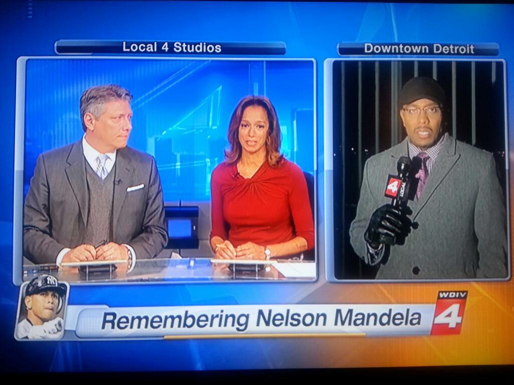 Remembering Nelson Mandela Fail