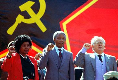 Communist Mandela Chose to Side With Despots, Murders Like Castro, Arafat, and Ghadafi