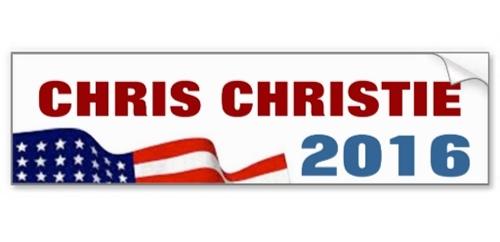 Chris Christie for President!