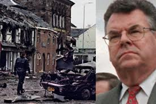 Rep. Peter King is a supporter of terrorists