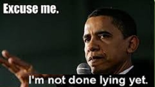 What we have here President Obama is a failure to communicate
