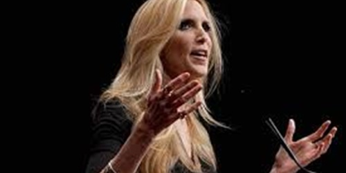Ann Coulter rips, well, everybody.  And does it really well
