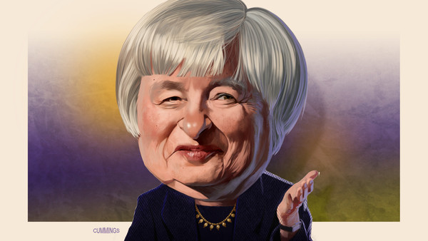 An Inventive Internet Scam Email 'From' Fed Head Janet Yellen
