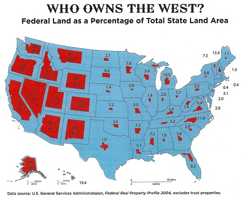 Western States Finally Standing Up to Rapacious Federal Gov't