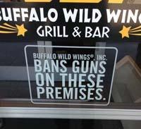 Hey, Criminals, Didja Know Sonic, Chipotle, & Chilli's Won't Allow Guns? So, Open Season, Right?