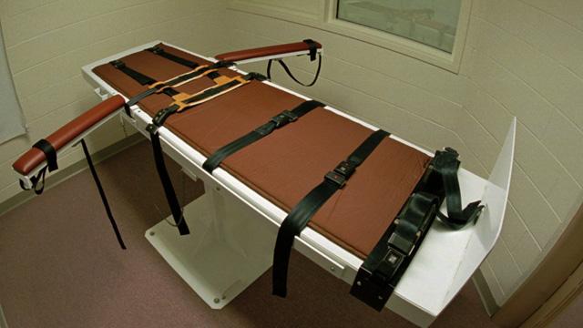"Open thread – Oklahoma's ""botched"" execution of Clayton Lockett"