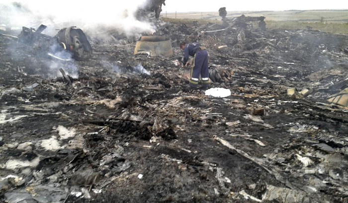 OPEN THREAD: Malaysian Airlines Plane May Have Been Shot Down, Ukrainian Officials Say; 295 Killed