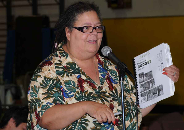 If Chicagoans Would Vote for Commie Karen Lewis, They Shouldn't Be Allowed to Vote at All