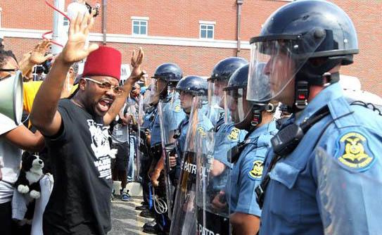 CNN Quietly Changes Story that DOJ Held Back Ferguson Robbery Video