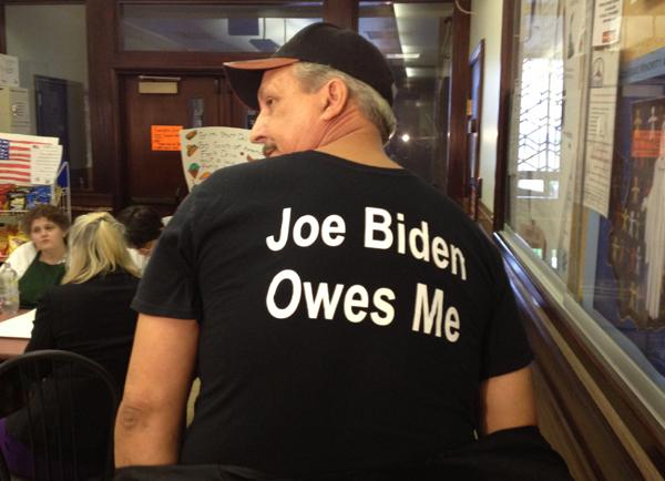 VP Finally Worth Someting: Man Beats Gun Charge With Joe Biden Defense
