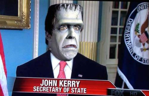 US Sec of State John Kerry Says America Caused all the World's Problems