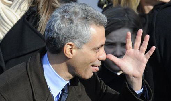 Chicago's Emanuel May Find His Millions Won't Save His Re-Election