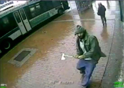 NYPD Finally Agree: Hatchet Attack Was Act of Terror