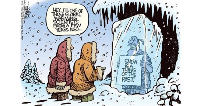 IPCC vs. Mother Nature