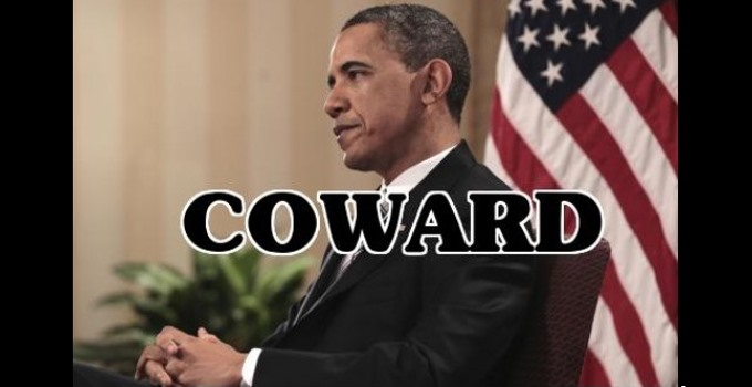Obama the Immigration Coward