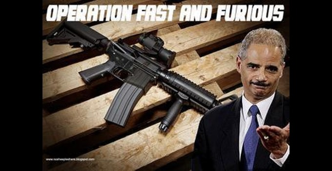 Fast and Furious Enables Domestic Terrorism