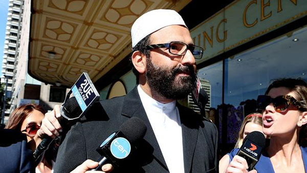 Bias Du Jour: The Media Dubs Sydney Terrorist a 'Self-Styled Cleric' to Distance Him From Islam