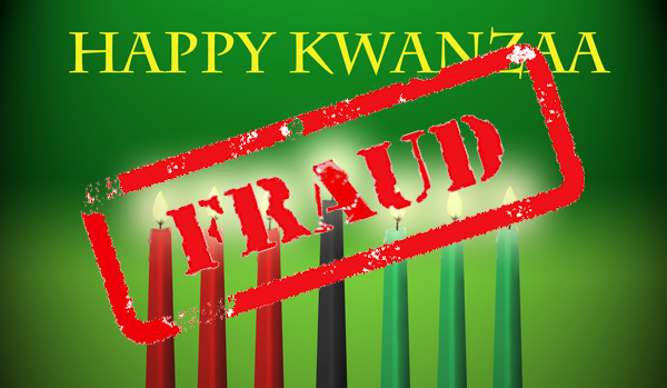 The Kwanzaa Scam: A Fake Holiday Created by a Racist, Rapist and Torturer