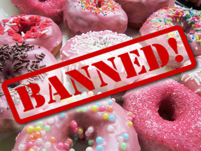 BANNED: Obama to Save You From Evil Donut Sprinkles!