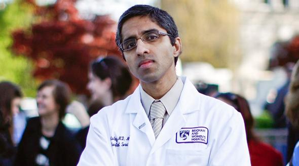 Vivek Murthy: Obama's New Anti-Gun Surgeon General