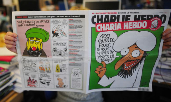 Why Isn't Liberalism Blamed for Charlie Hebdo Terror Attack?