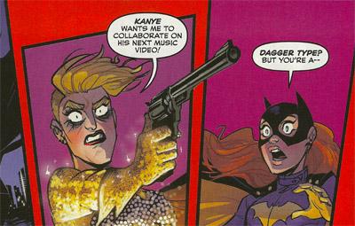 Trans Community Slams Batgirl Comic as 'Transphobic'