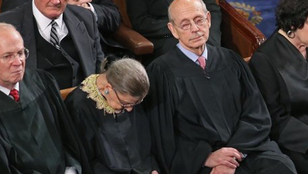 Associate Justice Ruth Bader Ginsburg Has Died