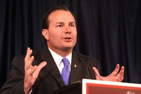 Utah Sen. Mike Lee Scolds Conservatives at CPAC 2015: Beware of 'Unserious' Candidates
