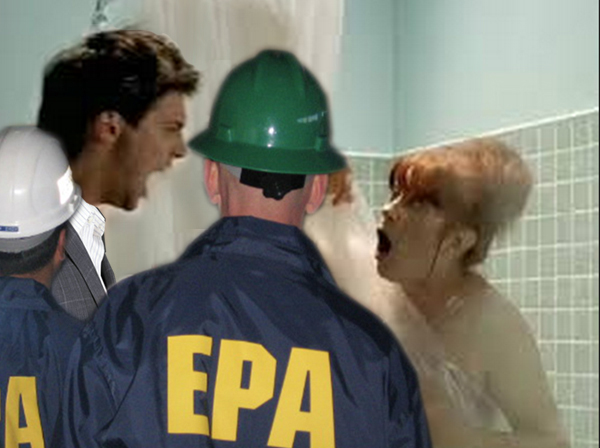 Obama's EPA Now Wants to Regulate How Long You Shower