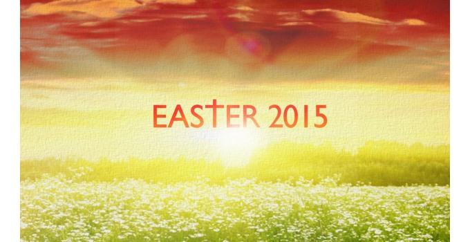 Happy Easter! (Open Thread)