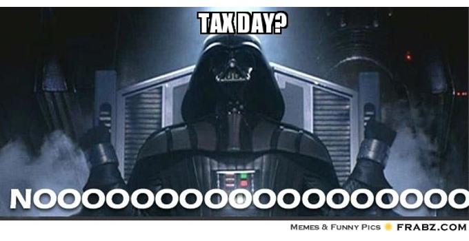 Tax Day (Open Thread)