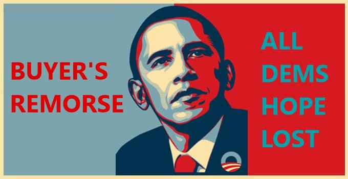 Buyer's Remorse: Obama Edition