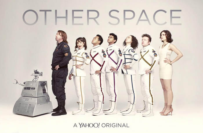 You HAVE to Watch Yahoo! Screen's SciFi Comedy 'Other Space'