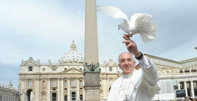 Pope Francis Speaks With Open Heart