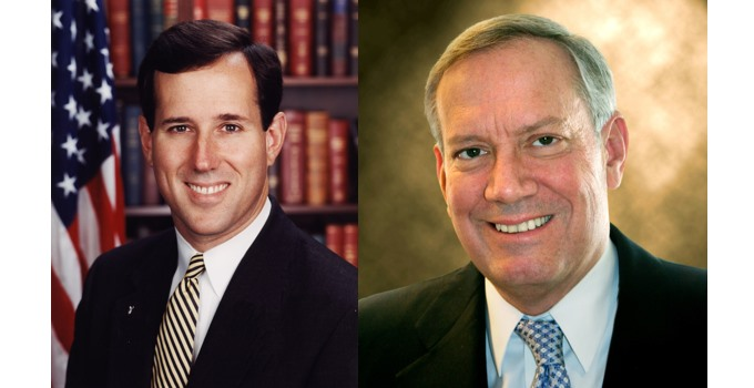 Do Santorum and Pataki have a chance, or are they just dreaming?