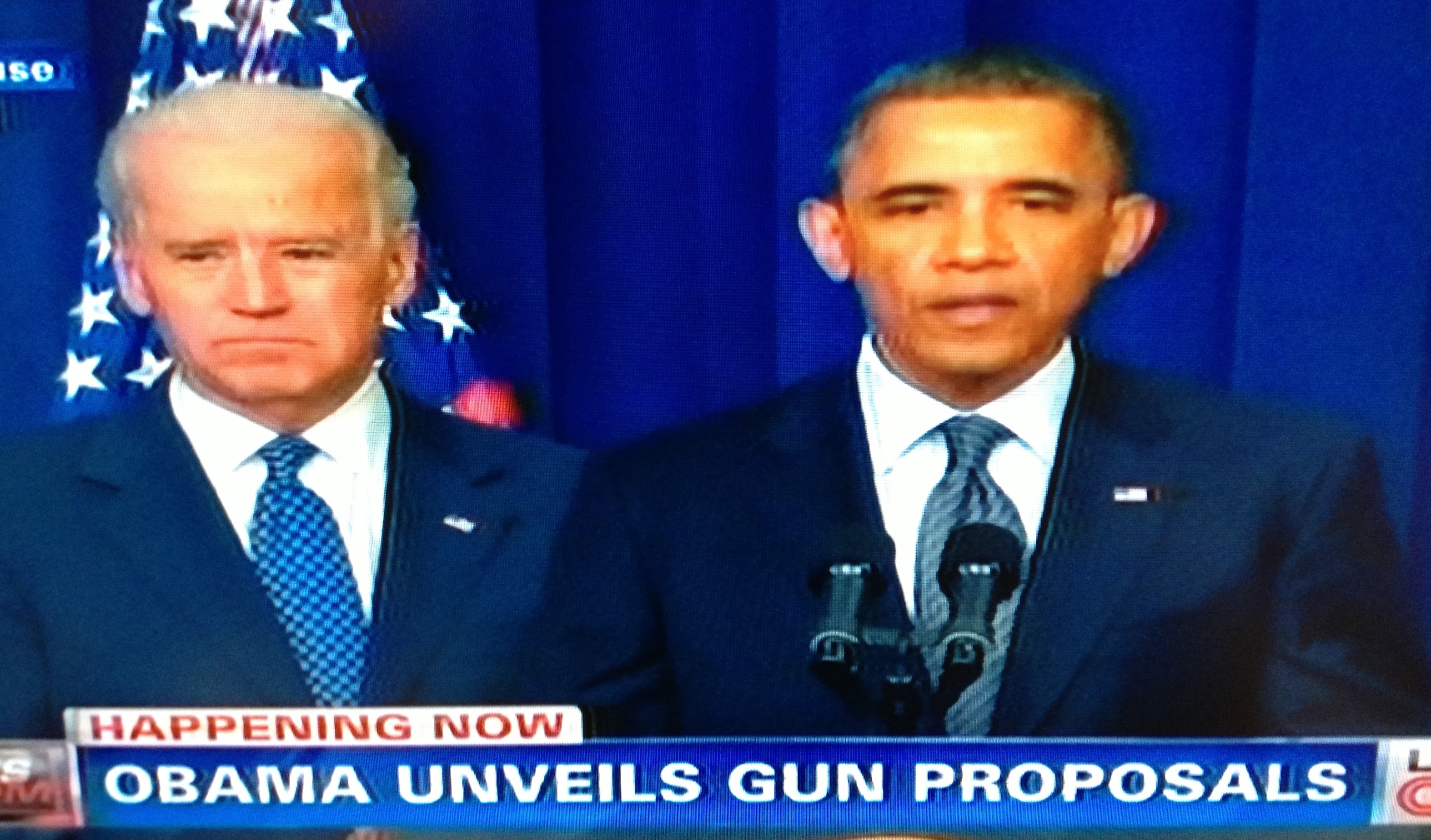 President Obama Wants Your Guns, 2nd Amendment Be Damned