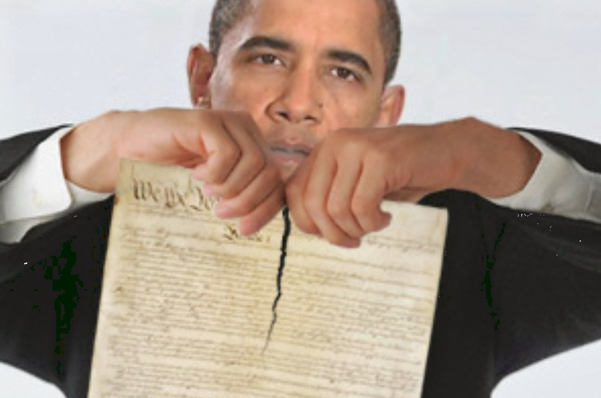 Obama Takes Pledge to Defend the USA Out of Oath of Allegiance for New Citizens