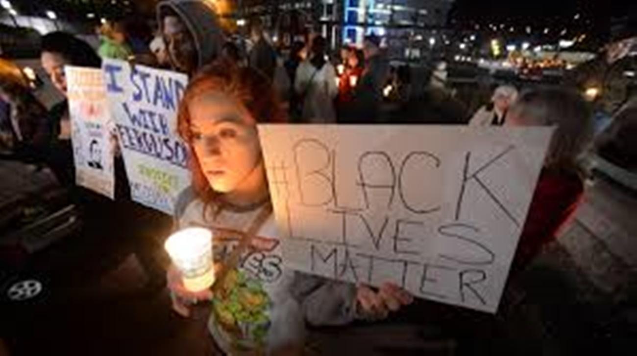 McKinney Cop Meets the Black Lives Matter Bus