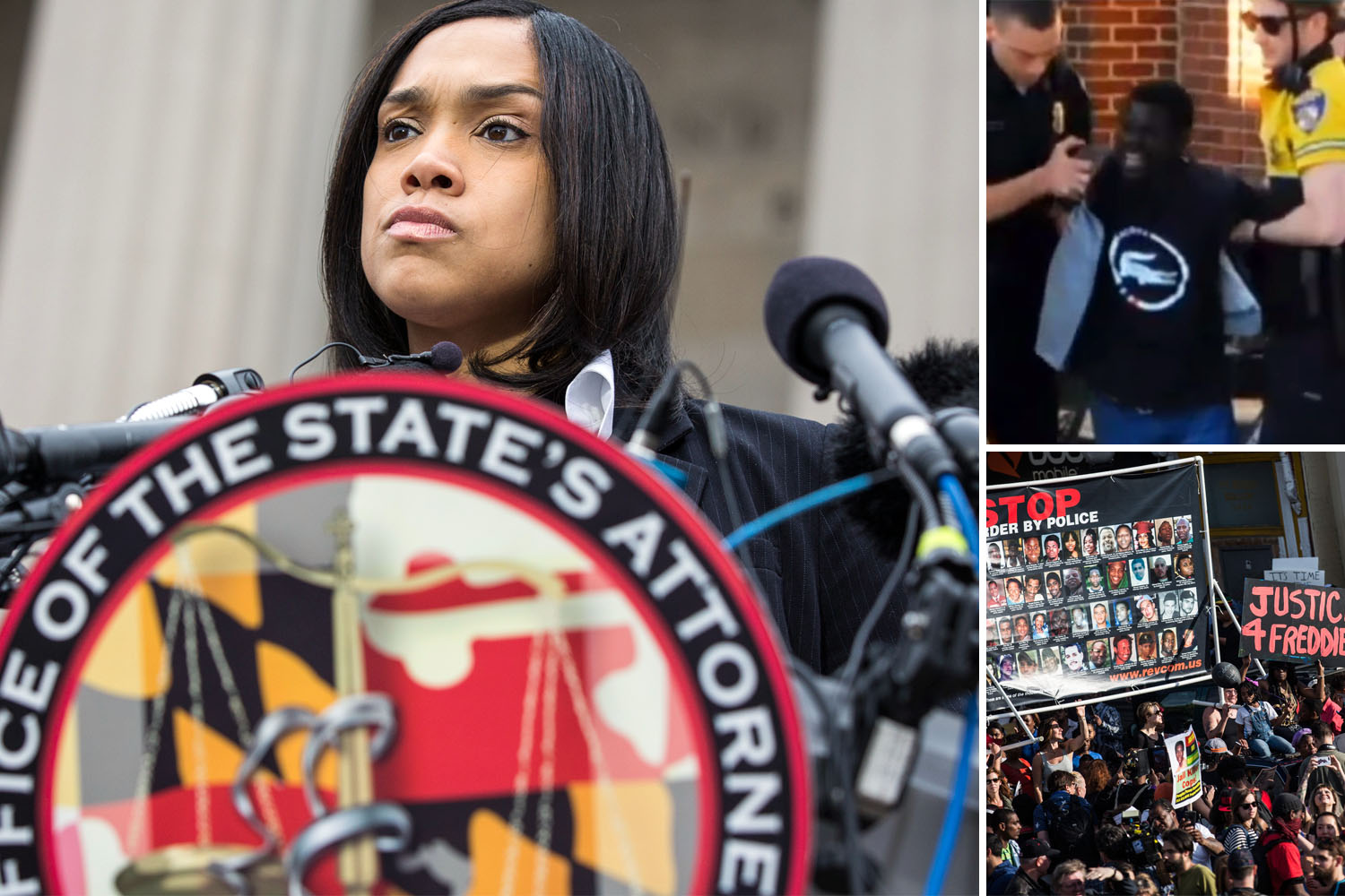 Incompetence on Parade in Baltimore – Marilyn Mosby on the Ropes from Easy Questions