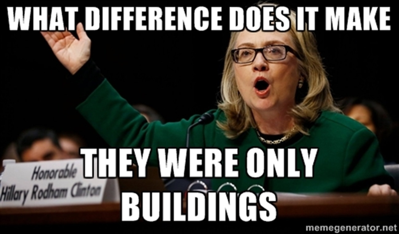 CIA Memo – Clinton Gutted Anti-Terrorism Intelligence Before 911