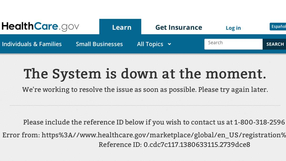 Remember the ObamaCare Website? It's Still Not Finished. Your Money & Personal Info Are at Risk