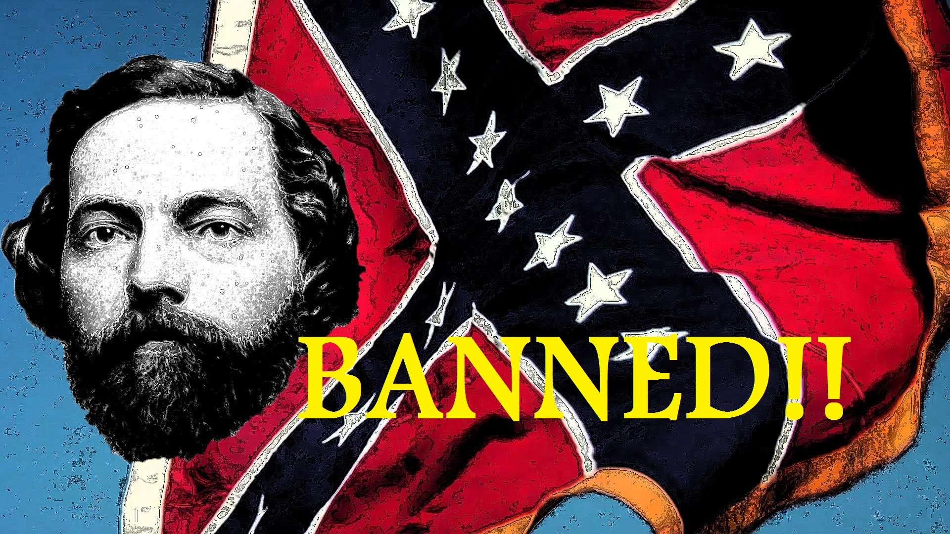 In Celebration of Ramadan Obama Signs Executive Order Banning Confederate Flag