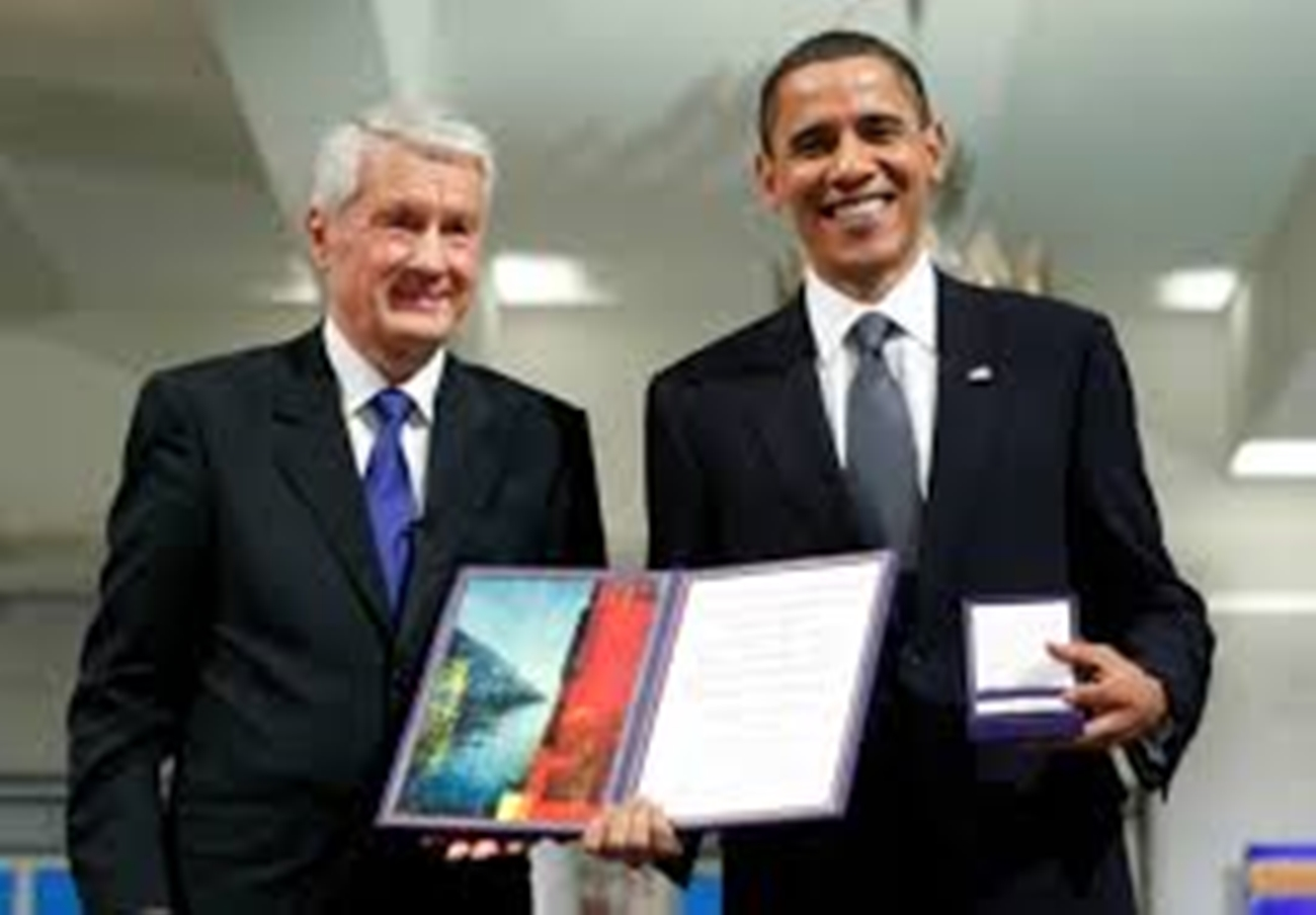 Hitler Was Nominated for the Nobel Peace Prize Before Obama Got It