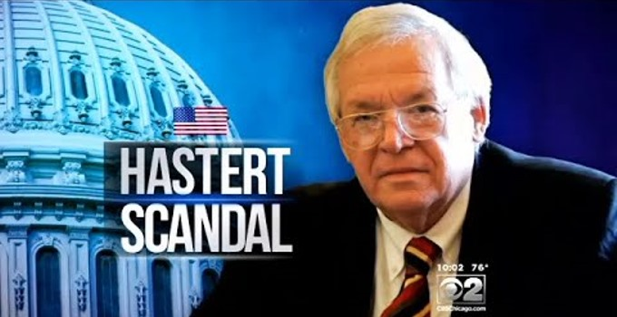 Hastert Scandal Getting Bigger?