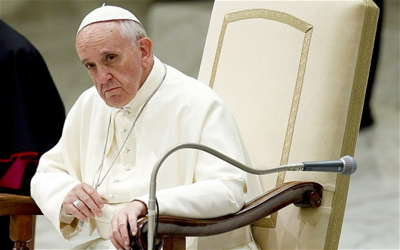 That Pope Francis, He Sure Is A Communist