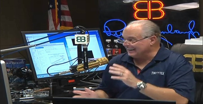 Did Rush Limbaugh Go Overboard in His Comments About Flag Controversy?