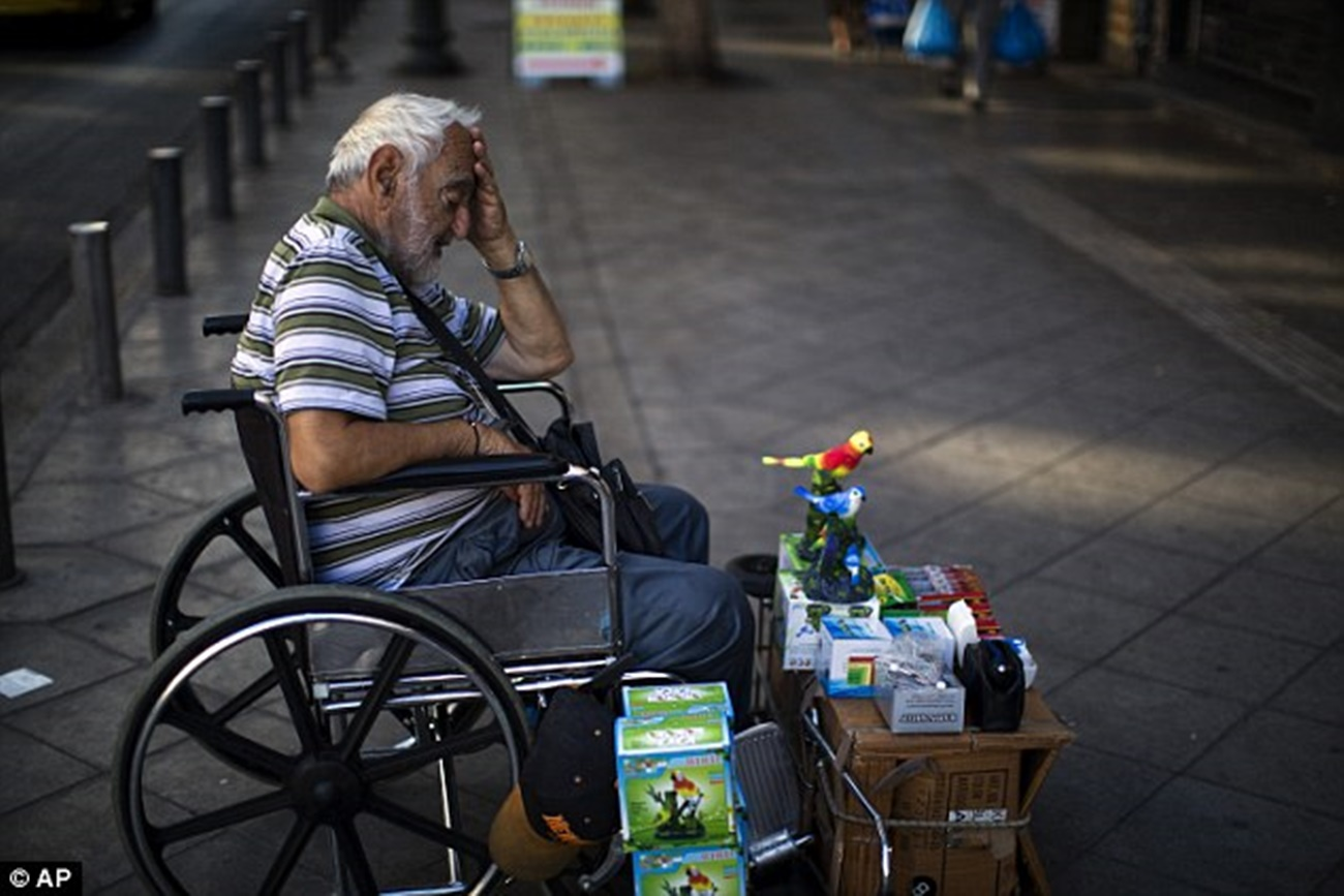 Greece: Perfect Example of the Failure of Socialism